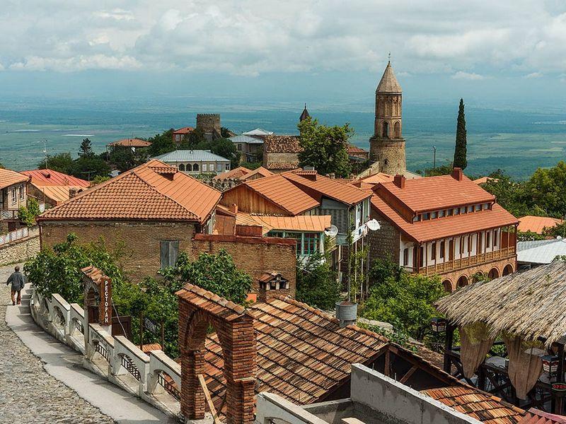 Нужен ли загранпаспорт для отдыха в Грузии