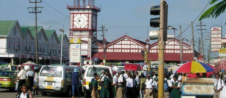 Время Гайаны