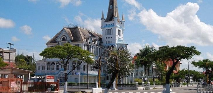 Религия Гайаны