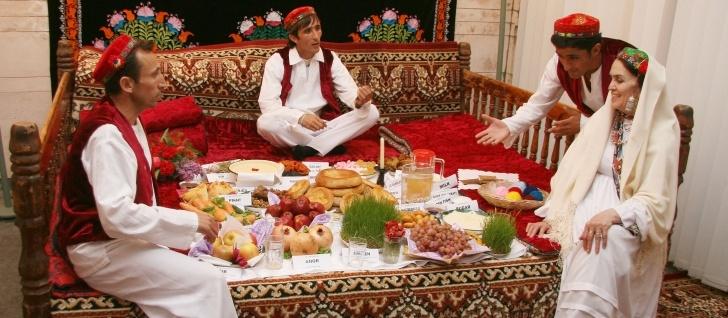 Таджикистан традиции и обычаи