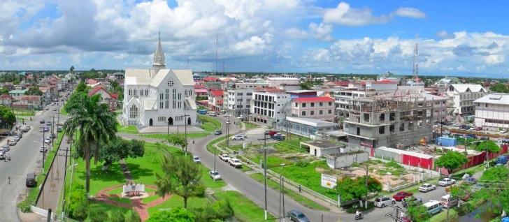 История Гайаны