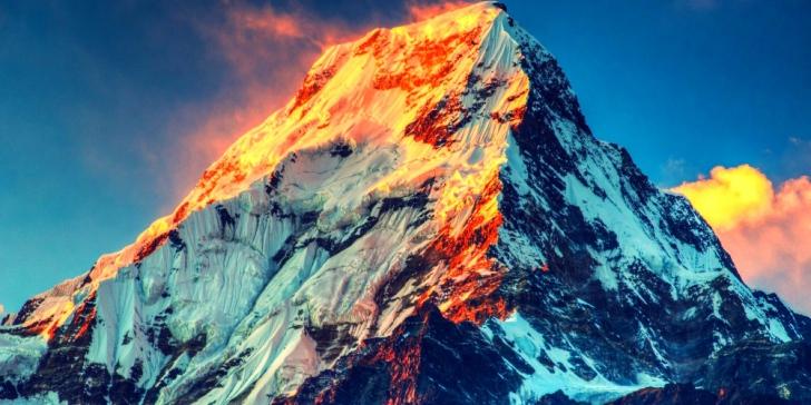 Висота гори Еверест зменшилася через землетрус у Непалі - 112 Україна | 364x728