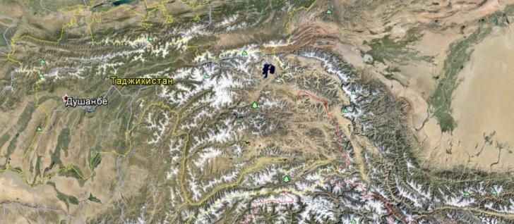 новом спутник картинка таджикистан одну