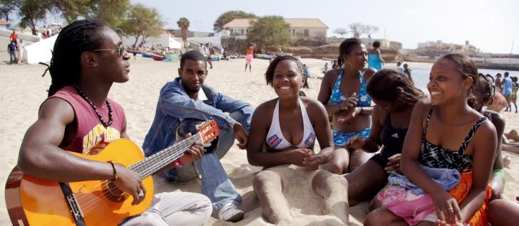 Туризм Кабо-Верде