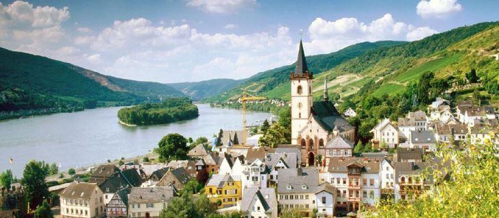 туризм германия