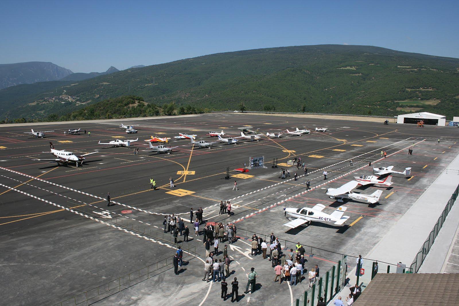 Фото аэропорта La Seu d Urgell