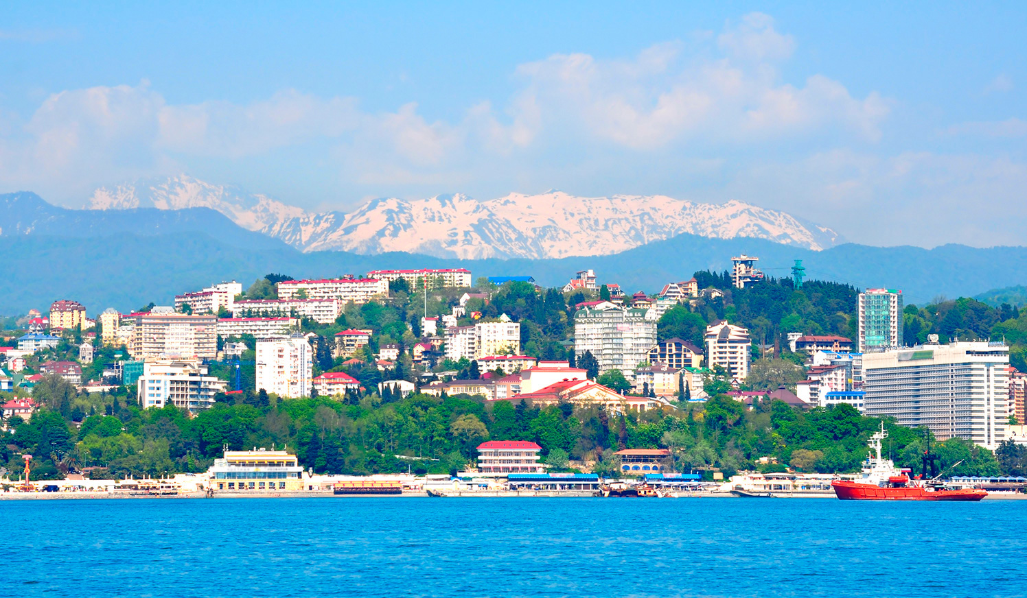 Фото Черного моря