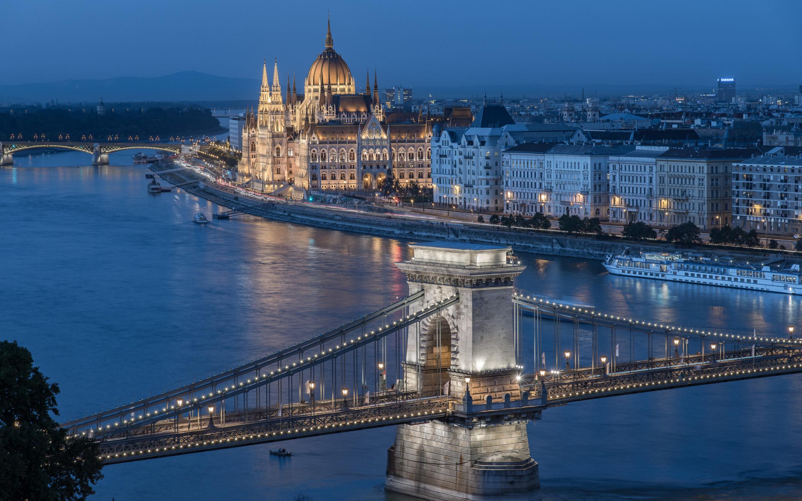 Фото Будапешта