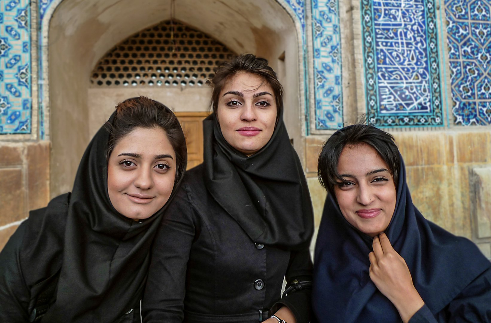 Фото женщин в Омане