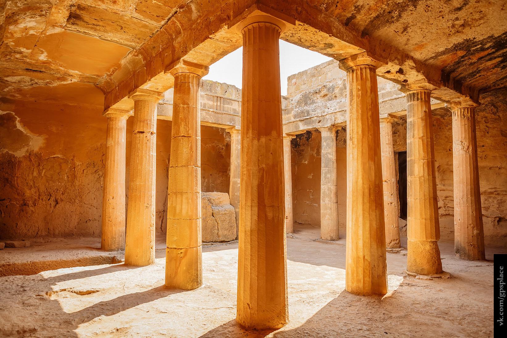 Фото гробницы царей