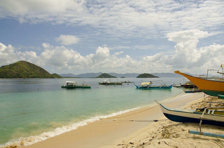 Туристический сезон на Филиппинах