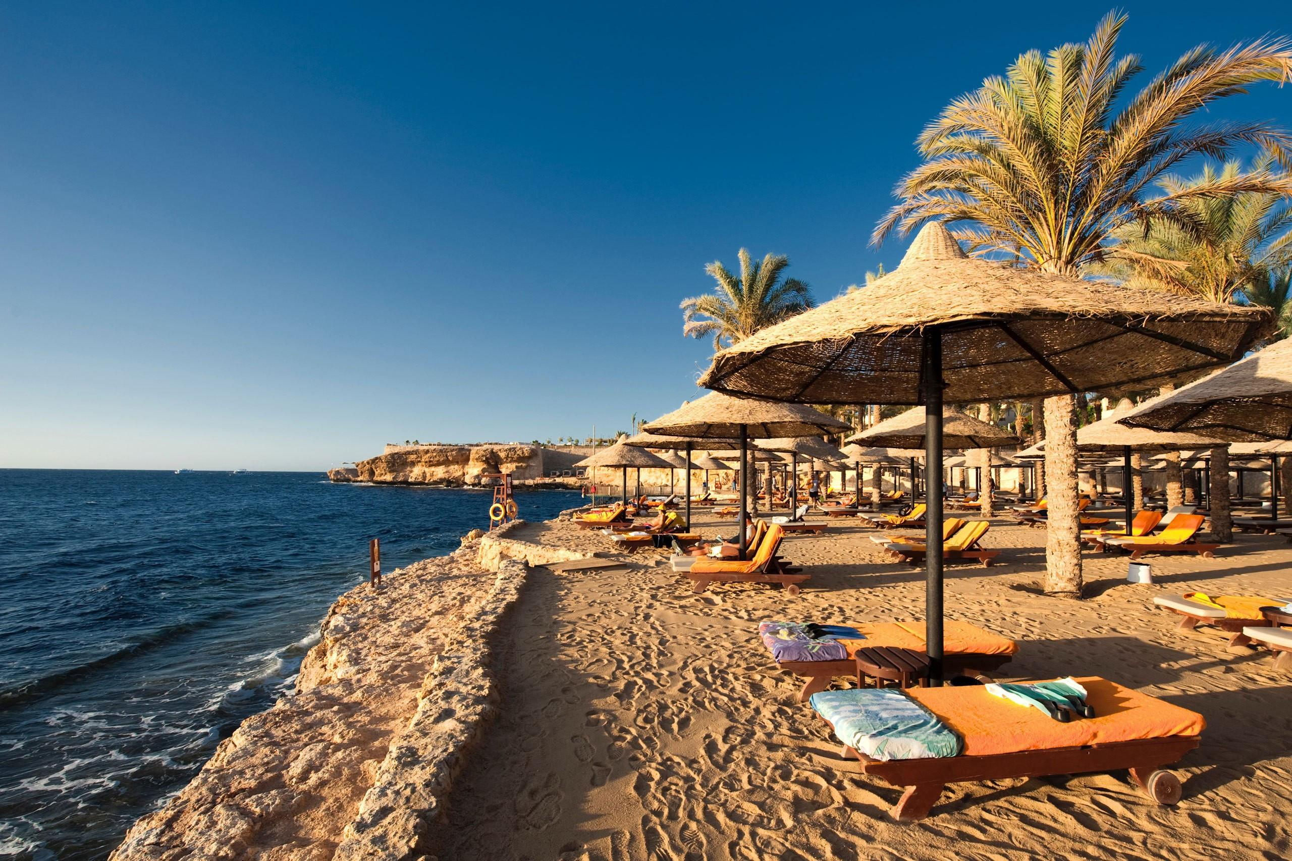 Фото пляжа в Катаре