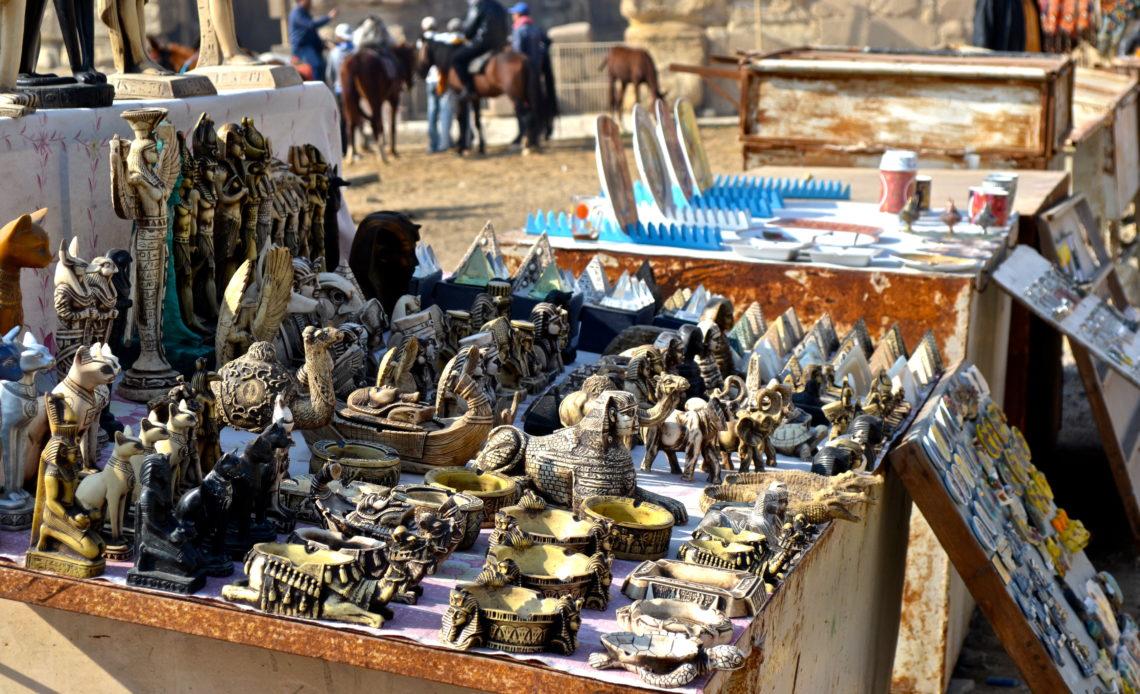 Фото сувениров из Египта
