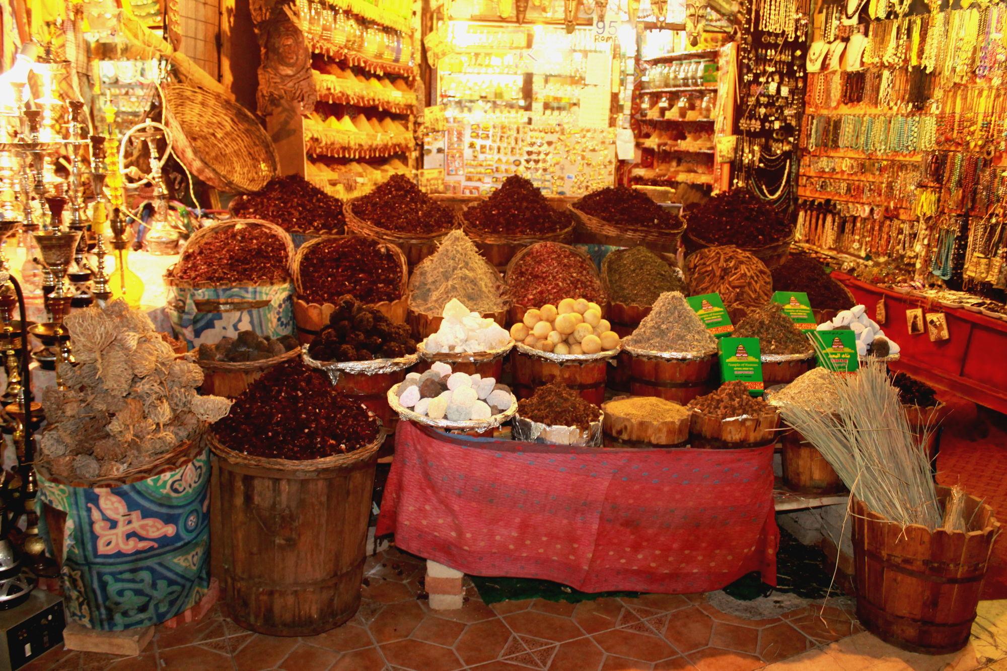 Специи в Египте