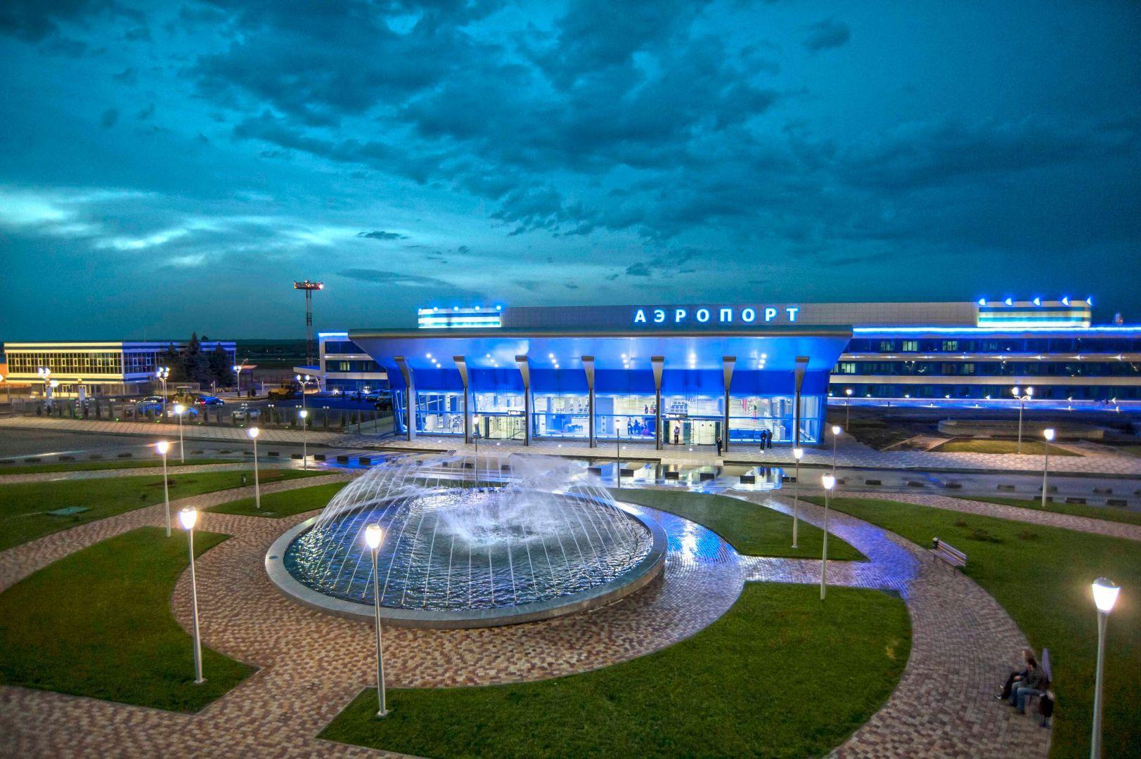 Фото аэропорта Минеральные Воды