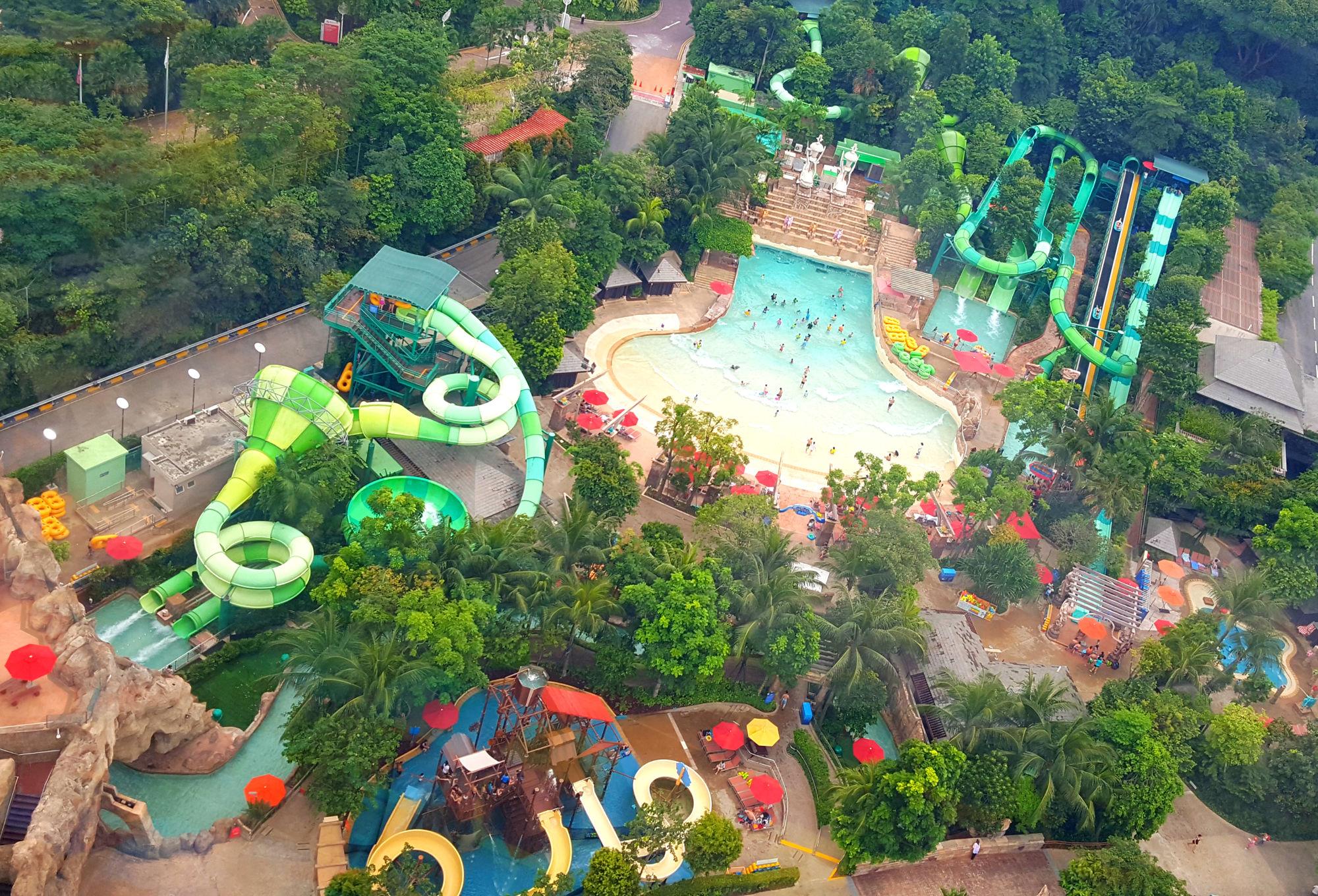 Фото аквапарка
