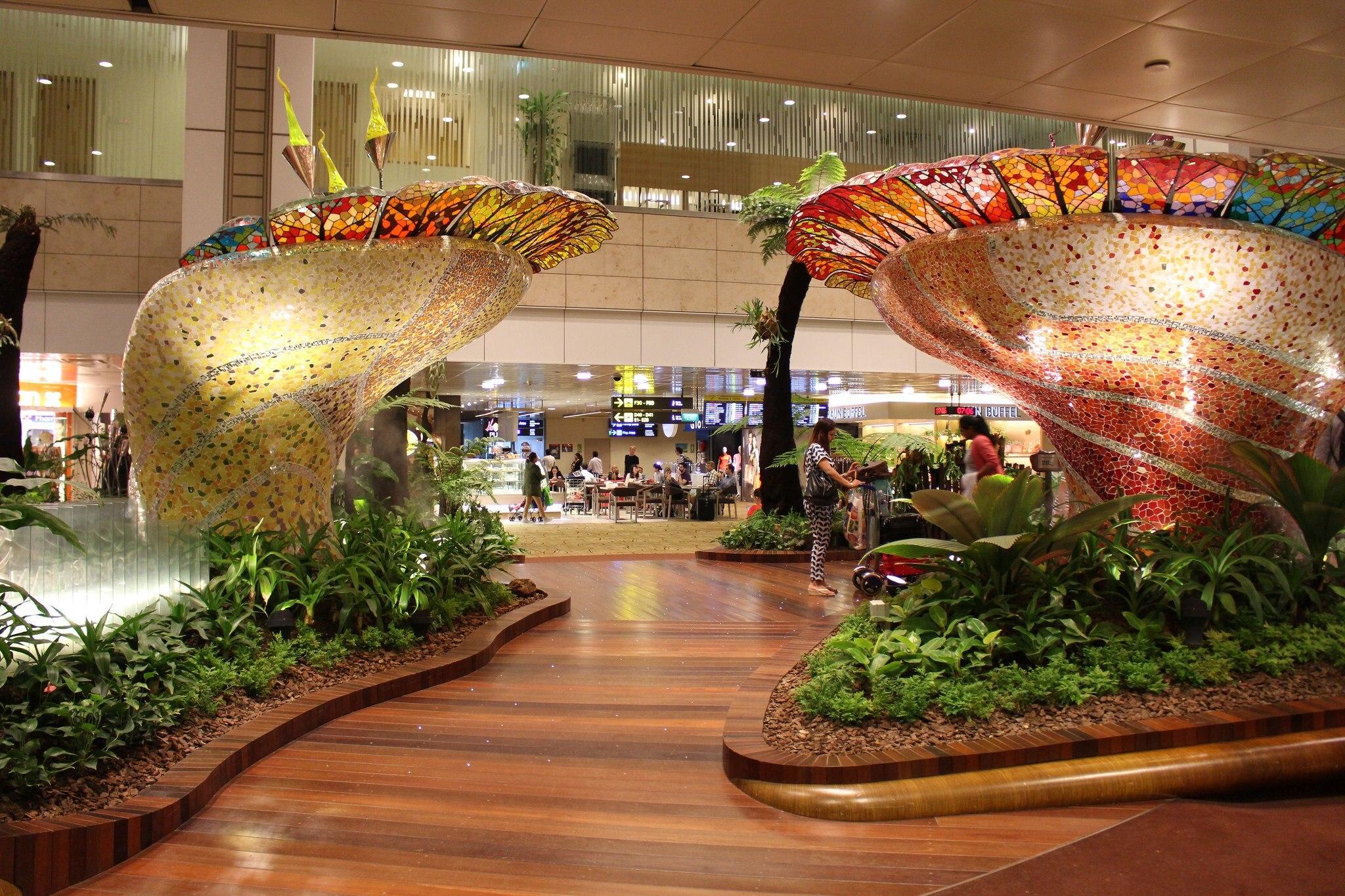 Фото аэропорта Чанги