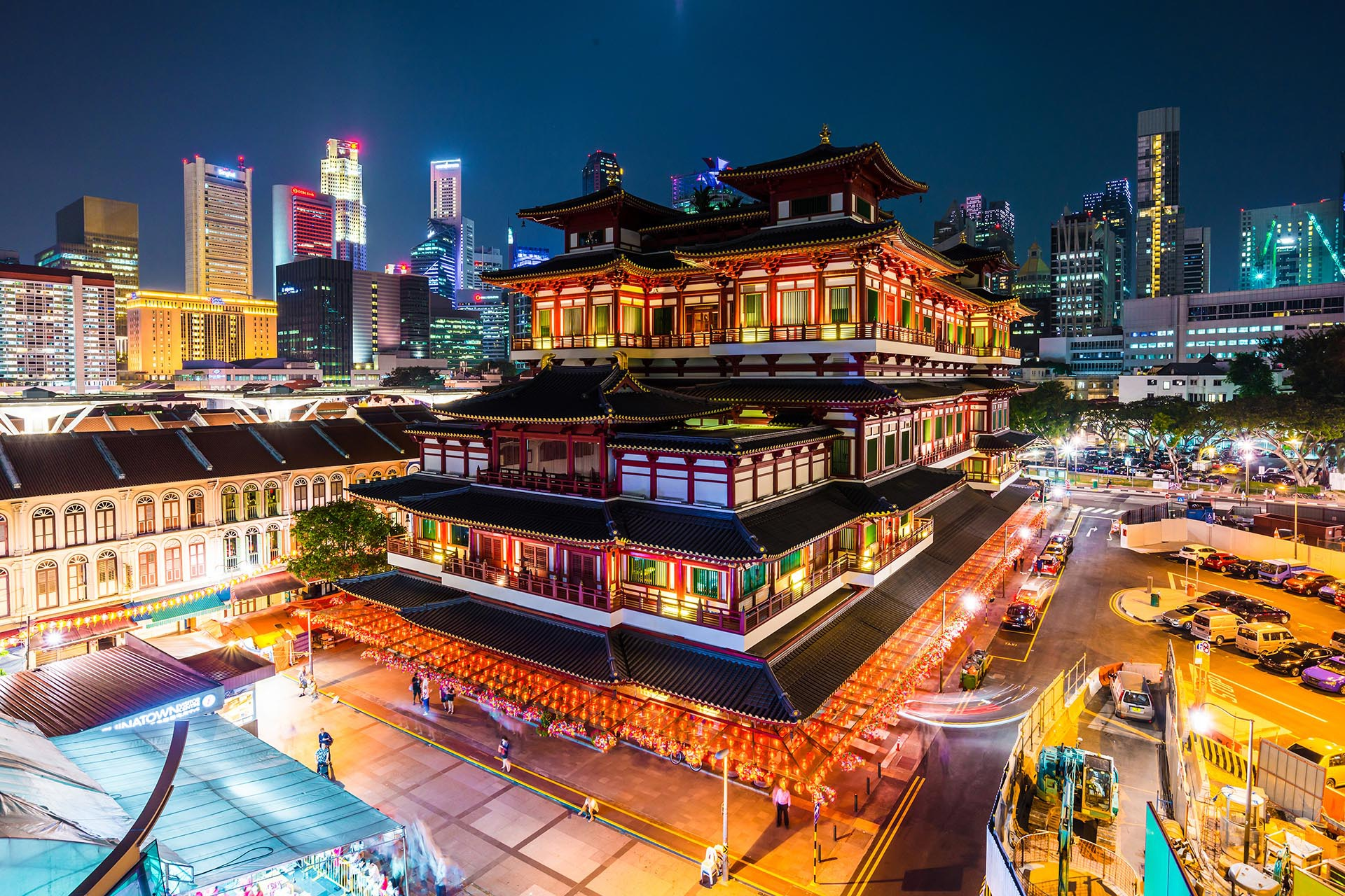 Фото Китайского квартала