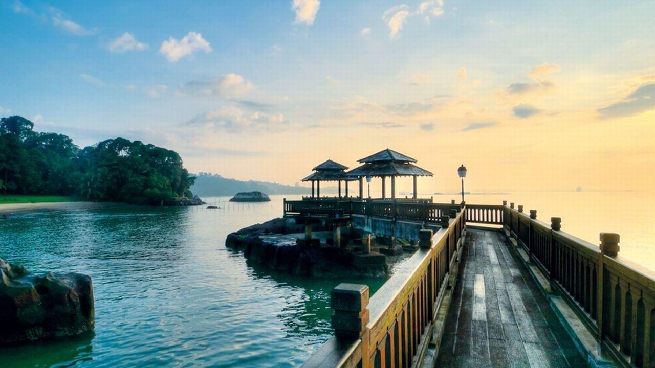 Фото острова Пулау Убин