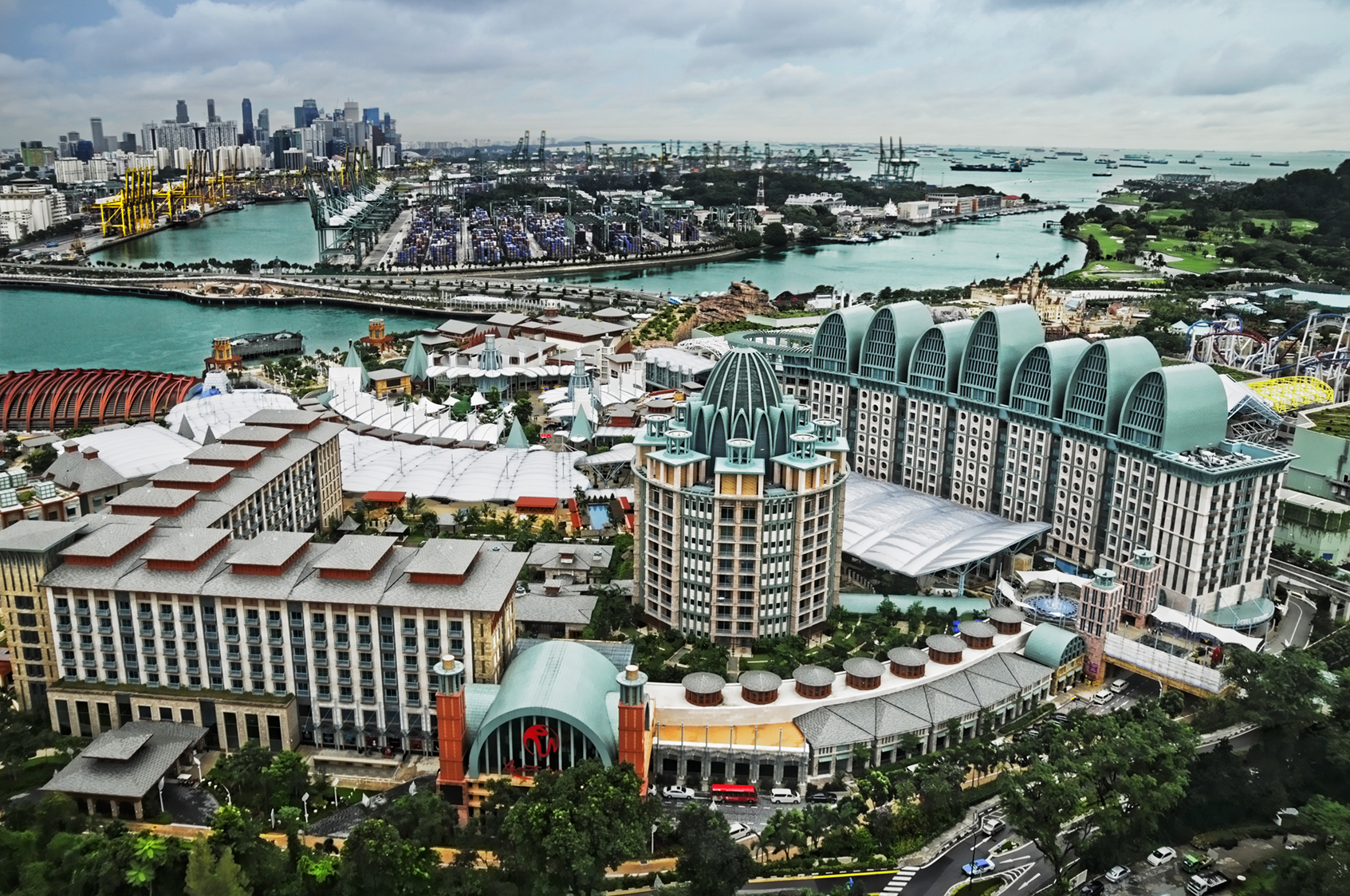 Фото Resorts World Sentosa