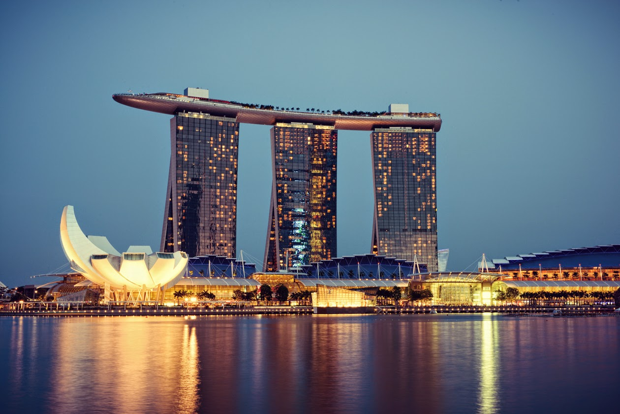 Фото отеля Marina Bay Sands