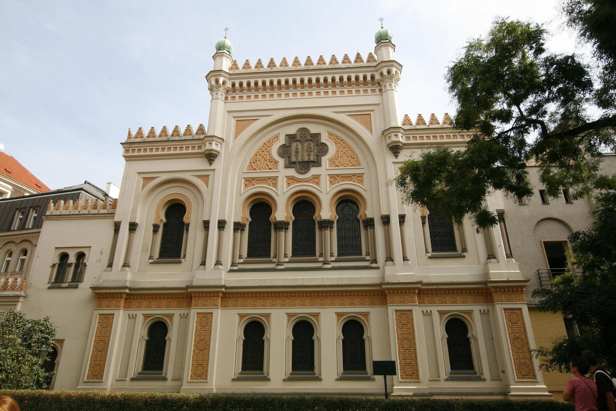 Фото испанской синагоги