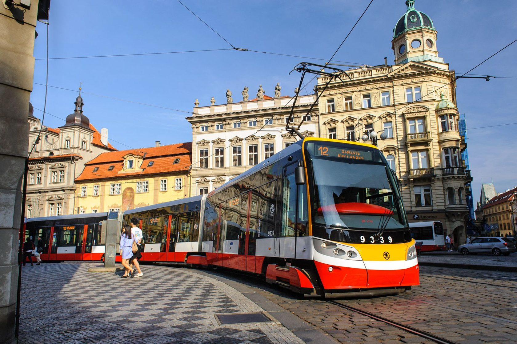 Фото общественного транспорта