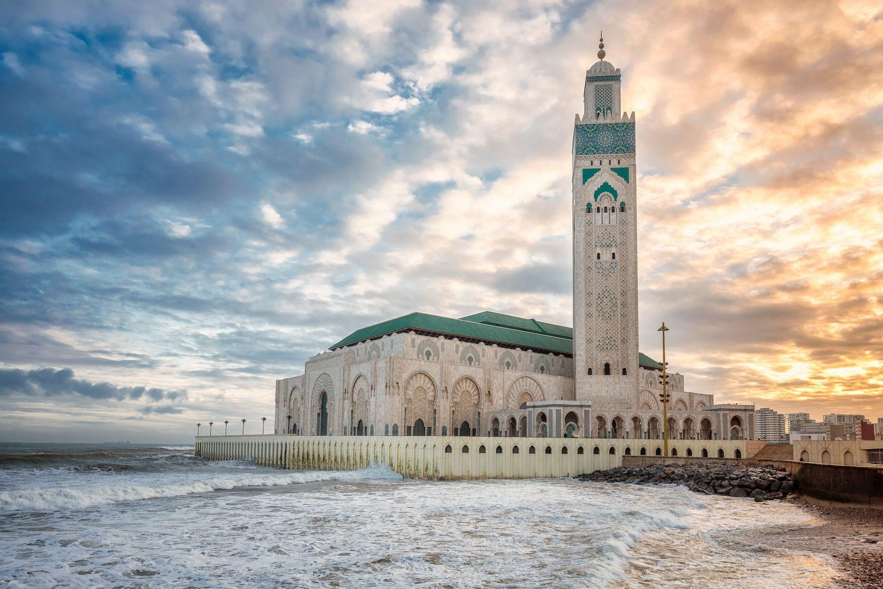 Любопытная мечеть
