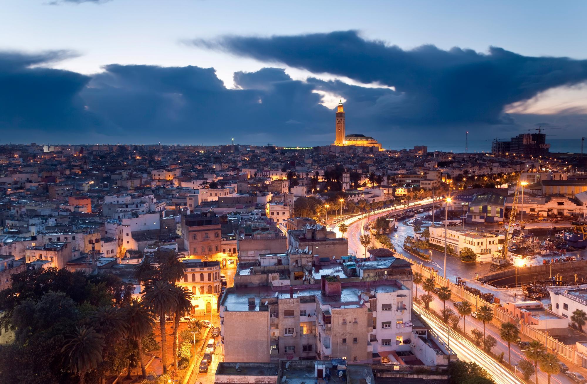 Кассабланка - город мечты