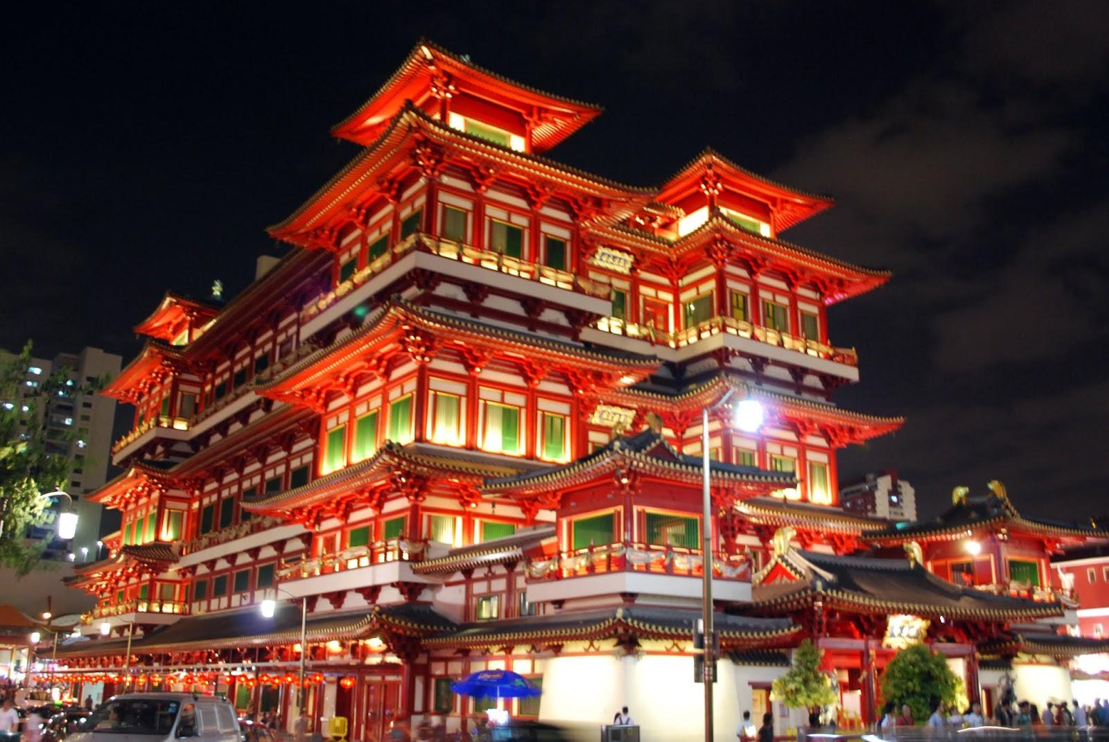 Сингапурский Чайна-Таун