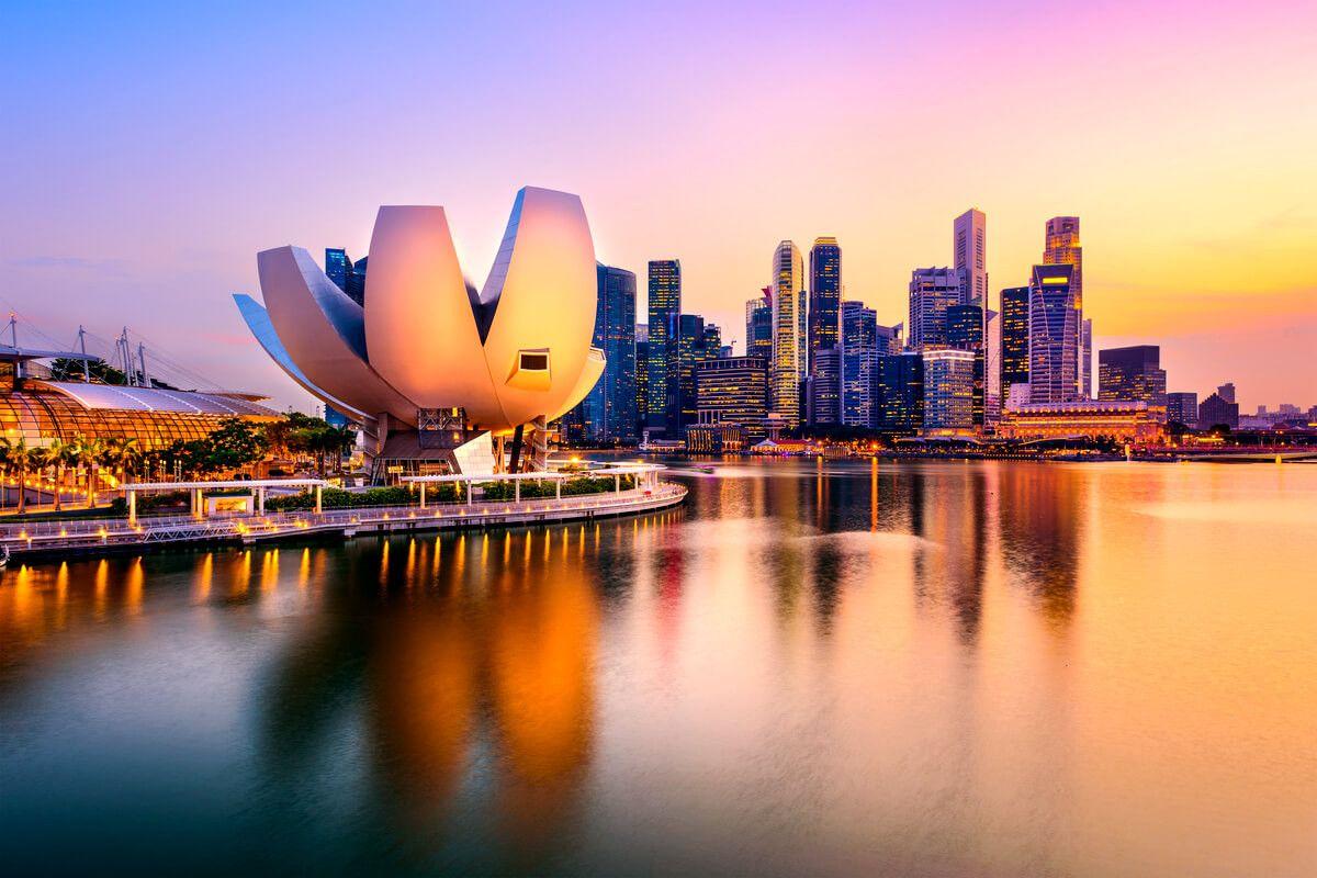 Невероятный Сингапур