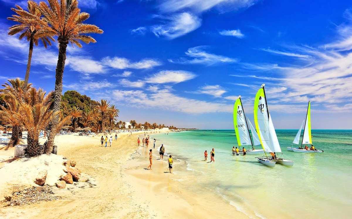 Шикарный вариант отдыха в Тунисе