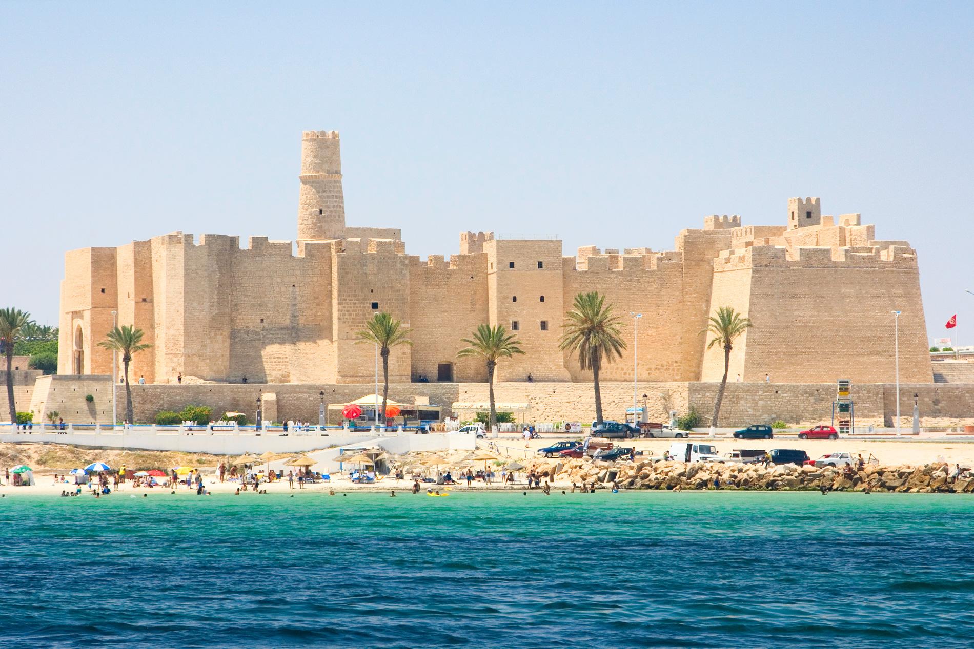 Необычное место в Тунисе