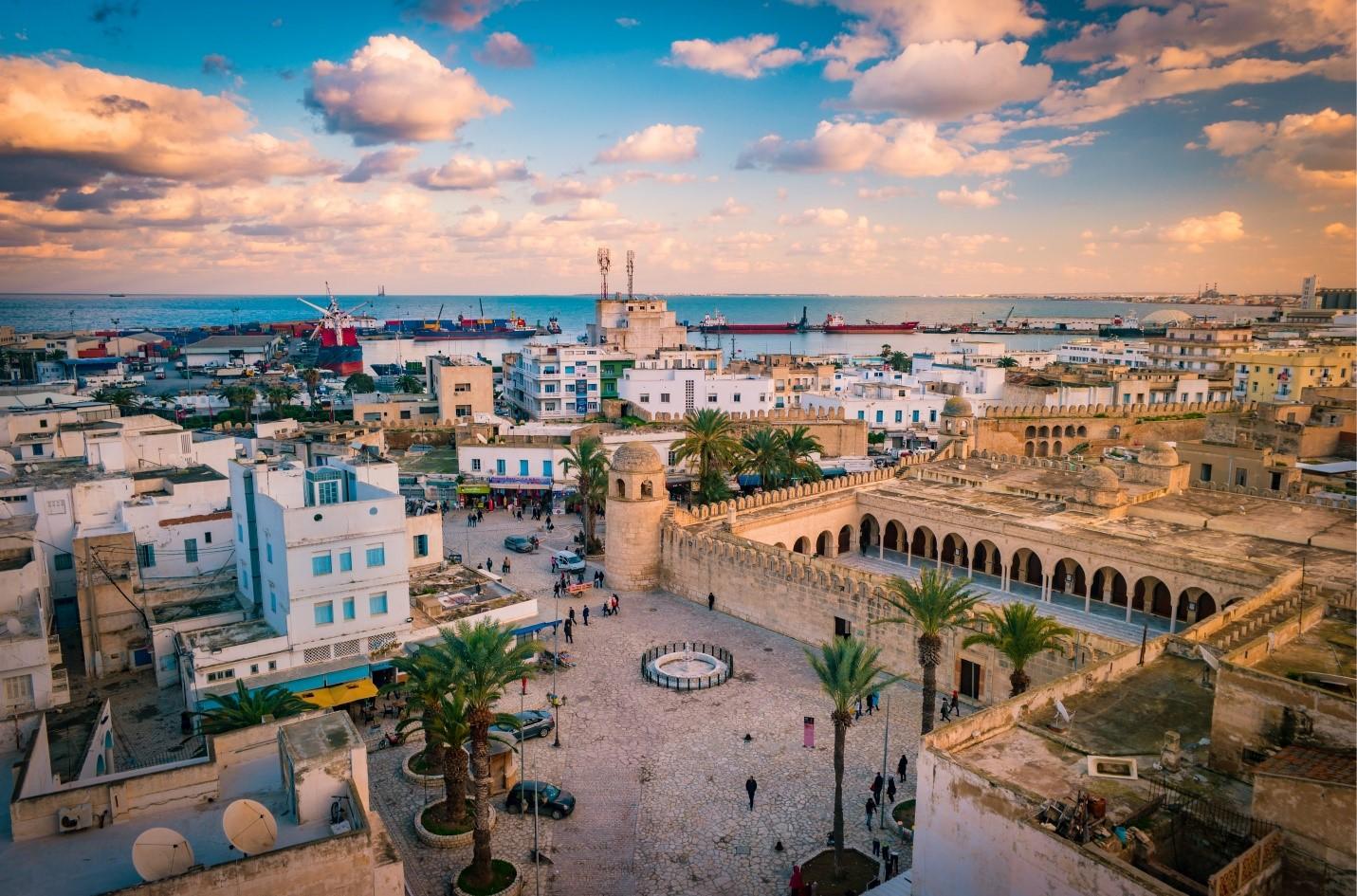 Древний город Туниса