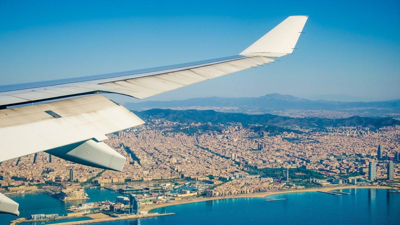 Сколько длится перелет из Москвы в Испанию