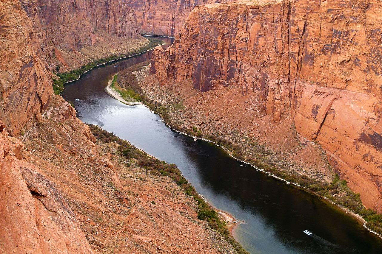 Краткая история реки Колорадо