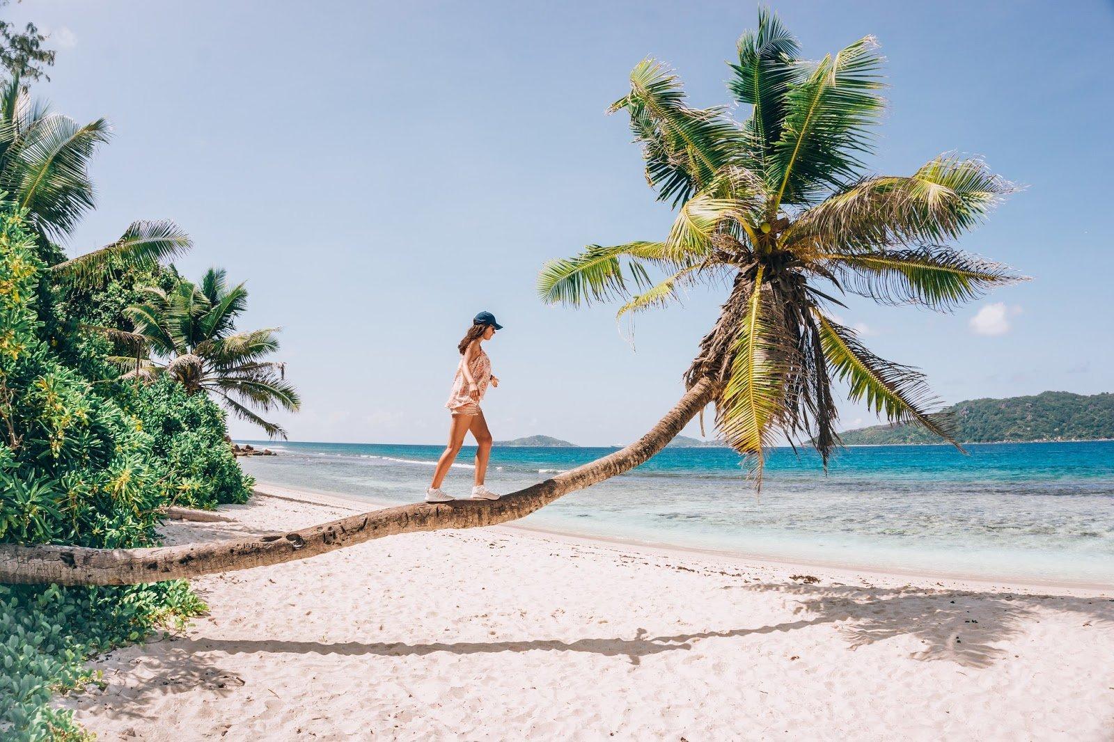 Сезон для туризма на Сейшелах