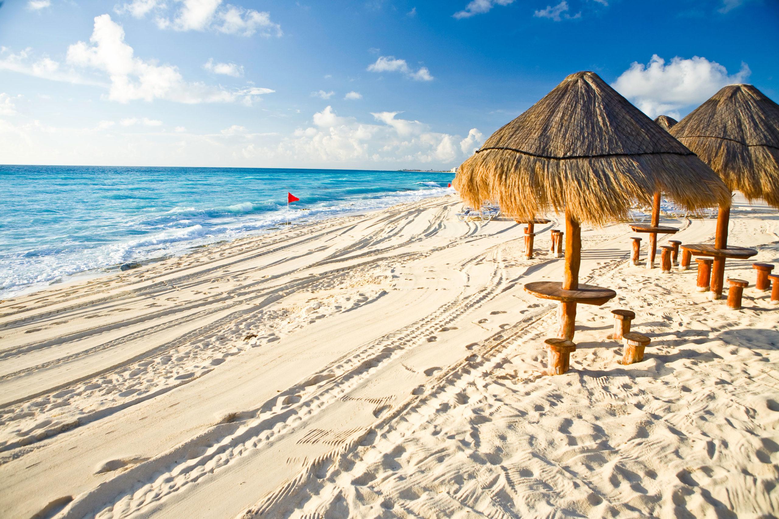 Лучший время для отдыха в Мексике или Доминикане