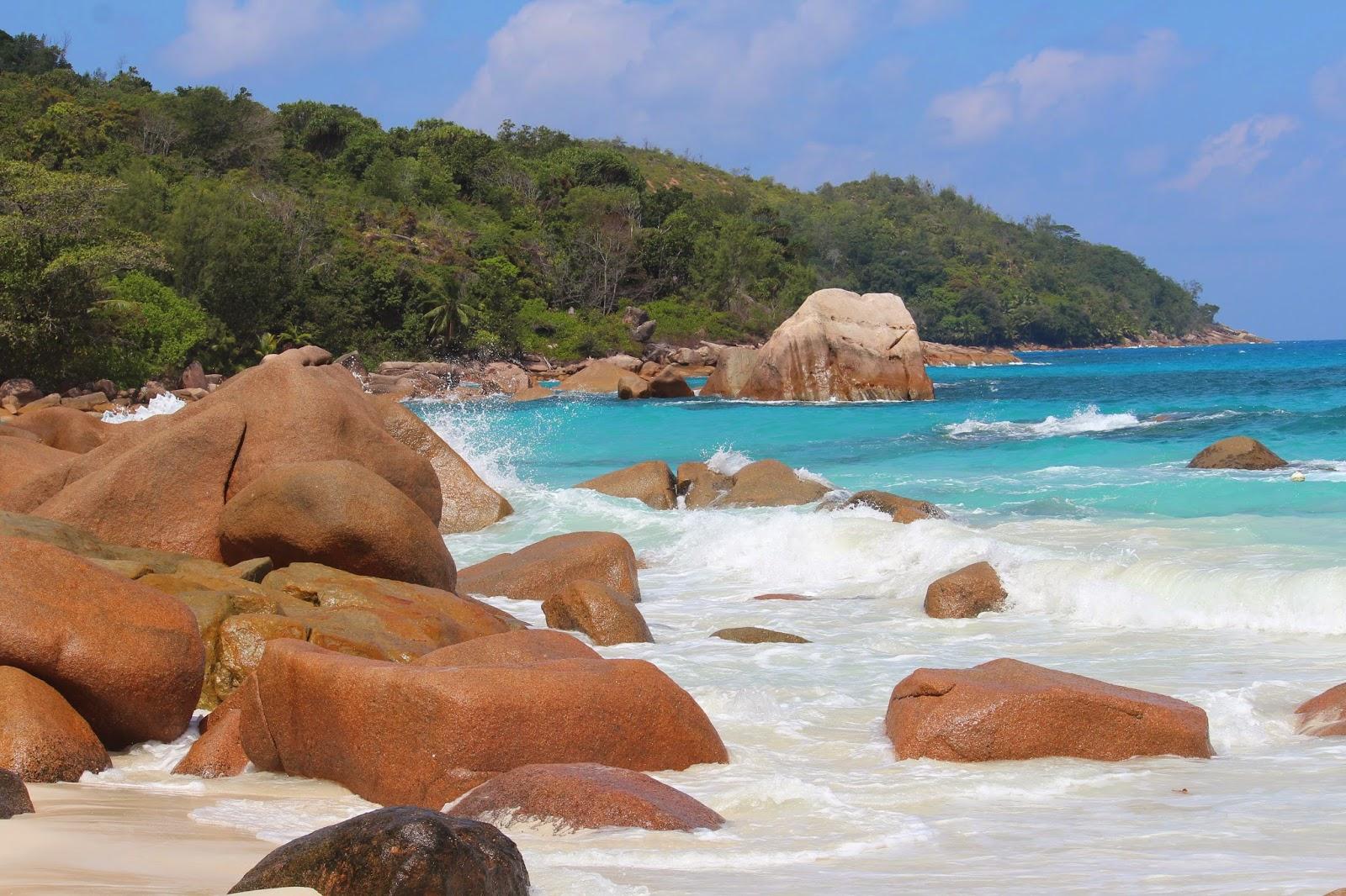 Пляжный сезон на Сейшелах