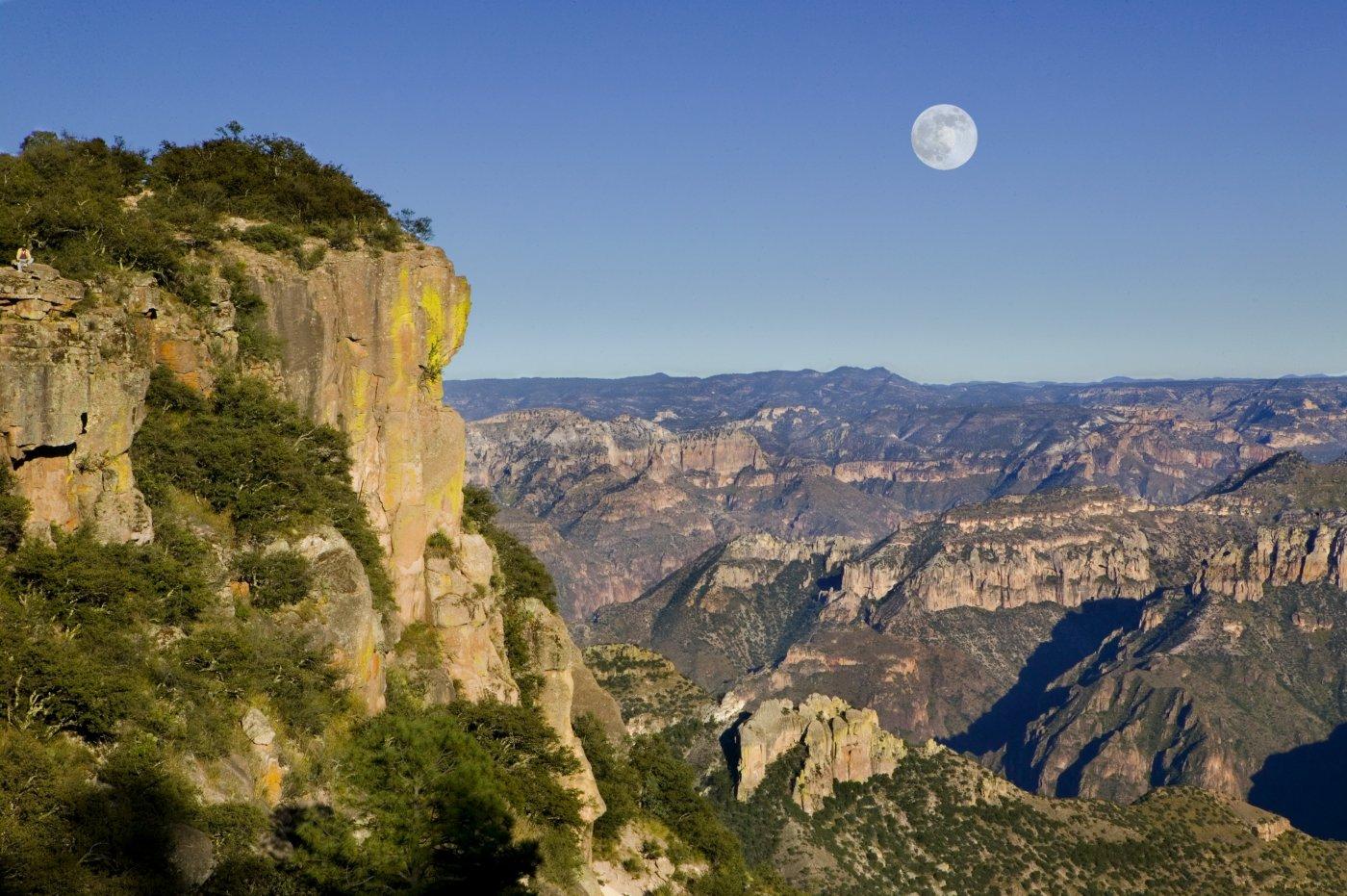 Так выглядит медный каньон