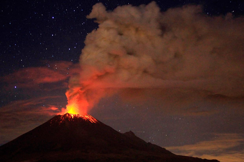 Общая информация о вулкане