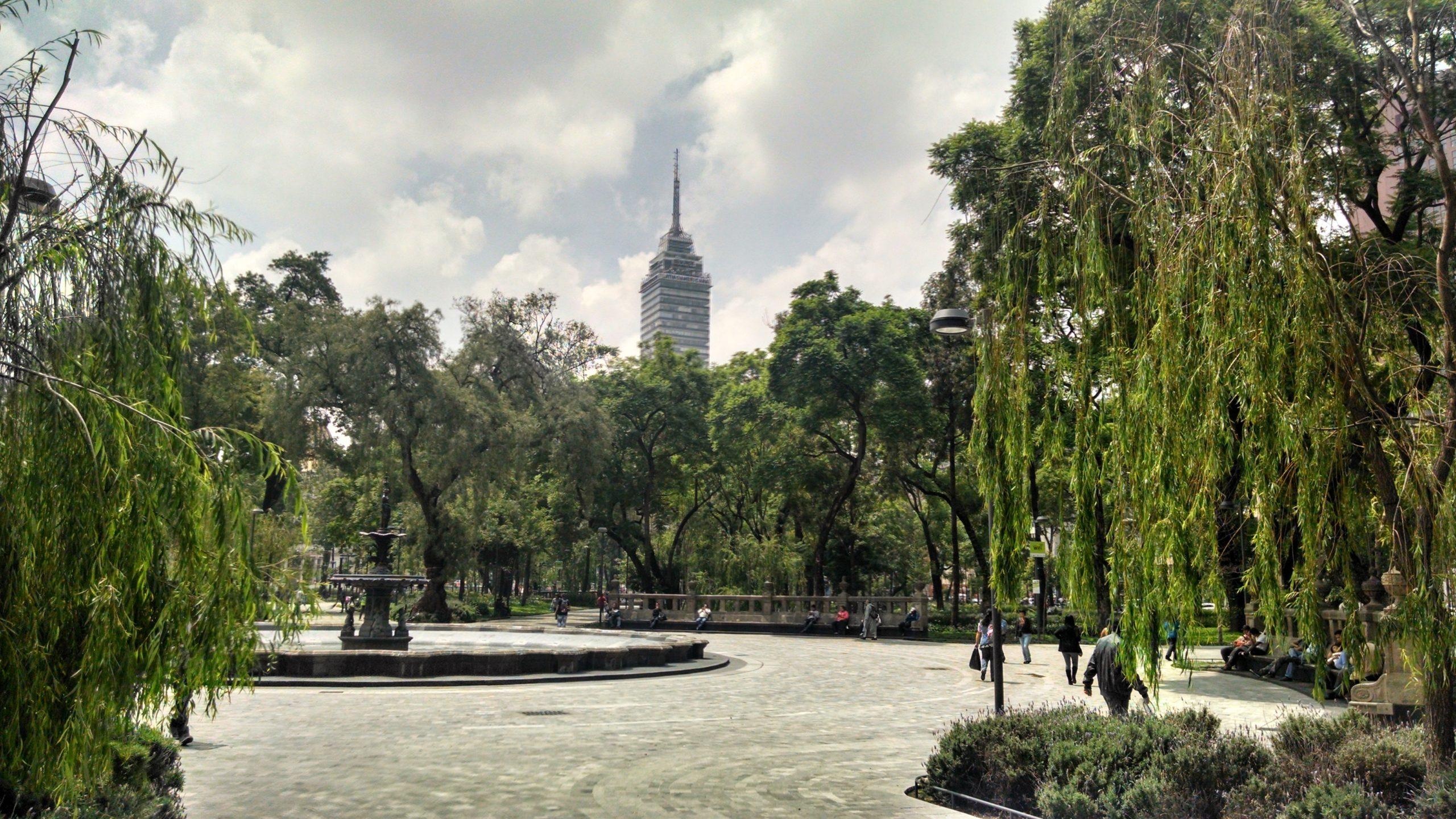 Краткая история парка