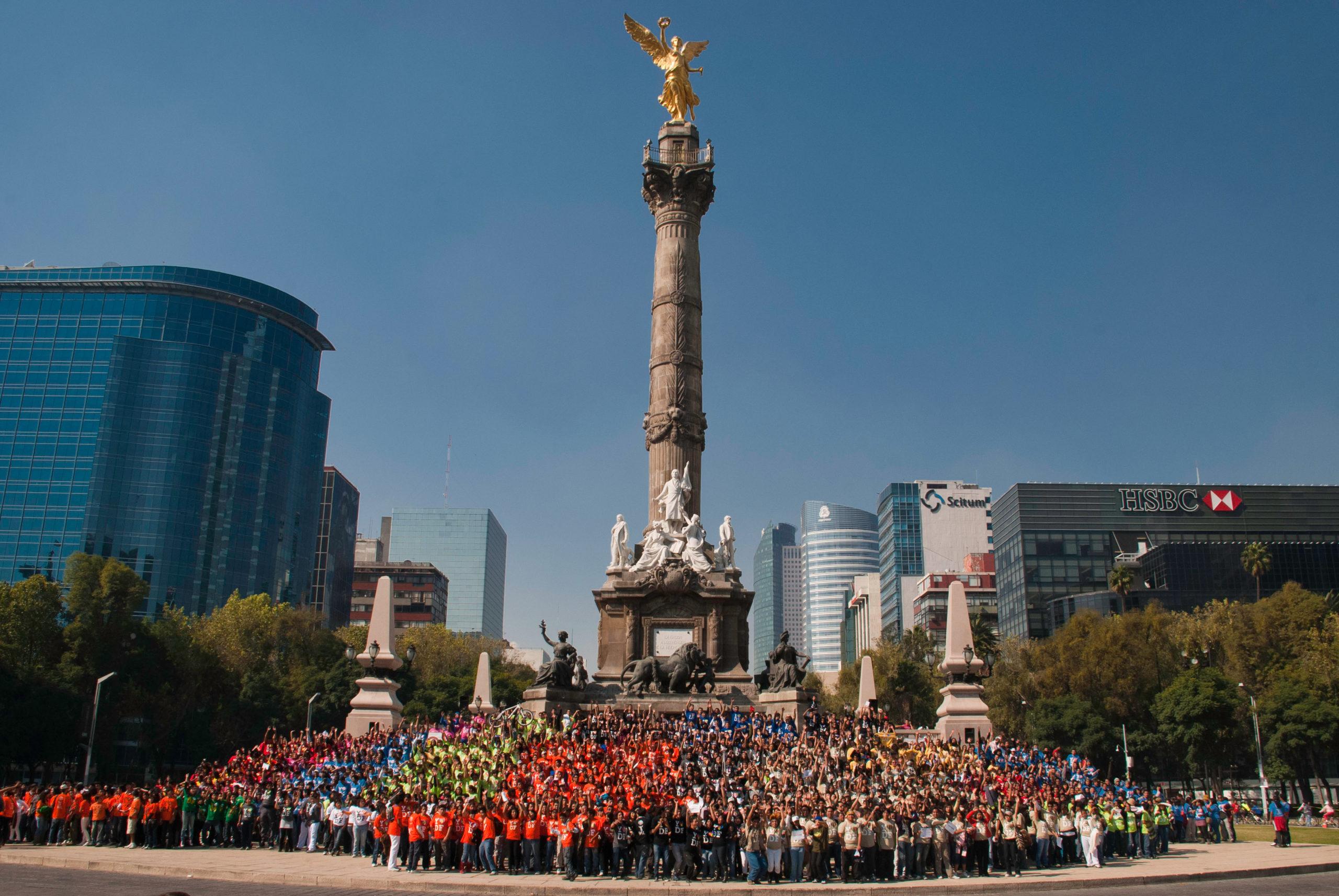 Описание статуи Ангела независимости