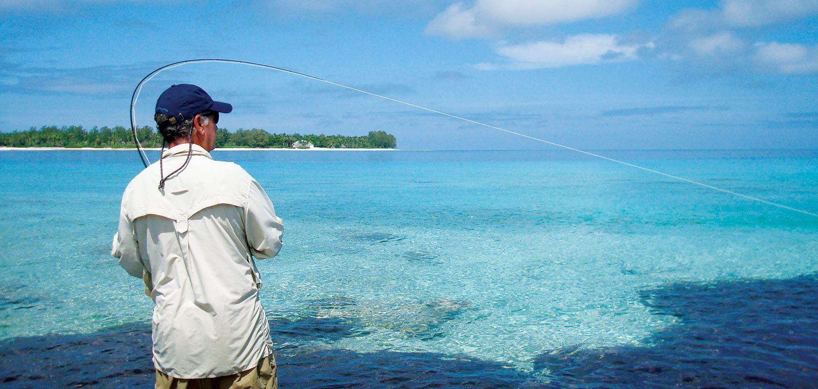 Сезон рыбной ловли на Сейшелах