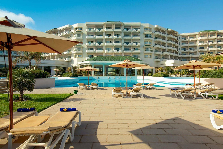 На фото отель Иберостар Ройал 5*, Махдия