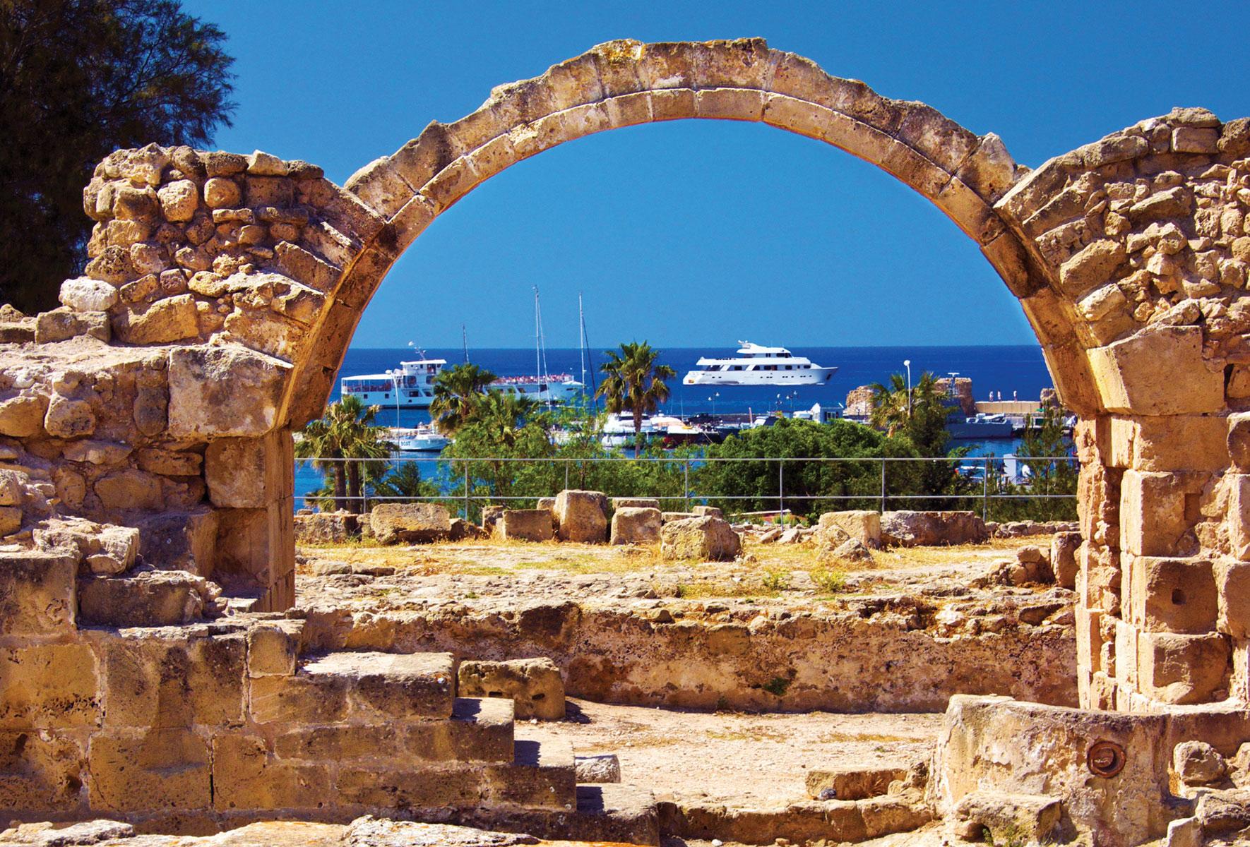Главная достопримечательность Кипра
