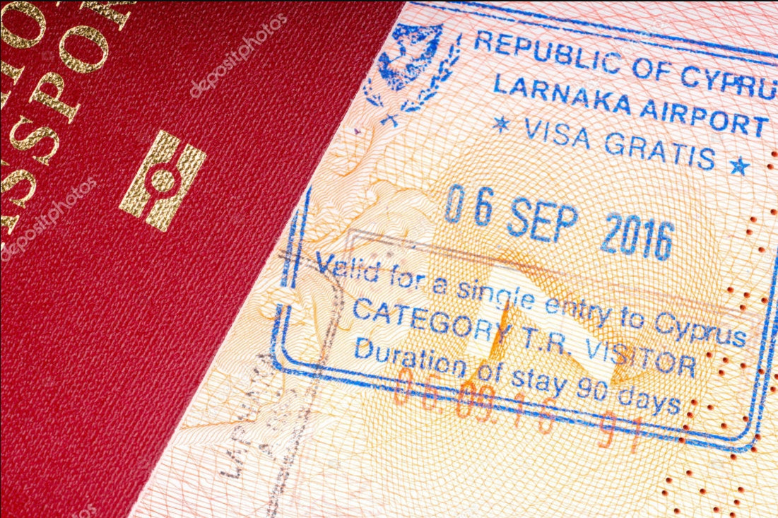 Виза на Кипре