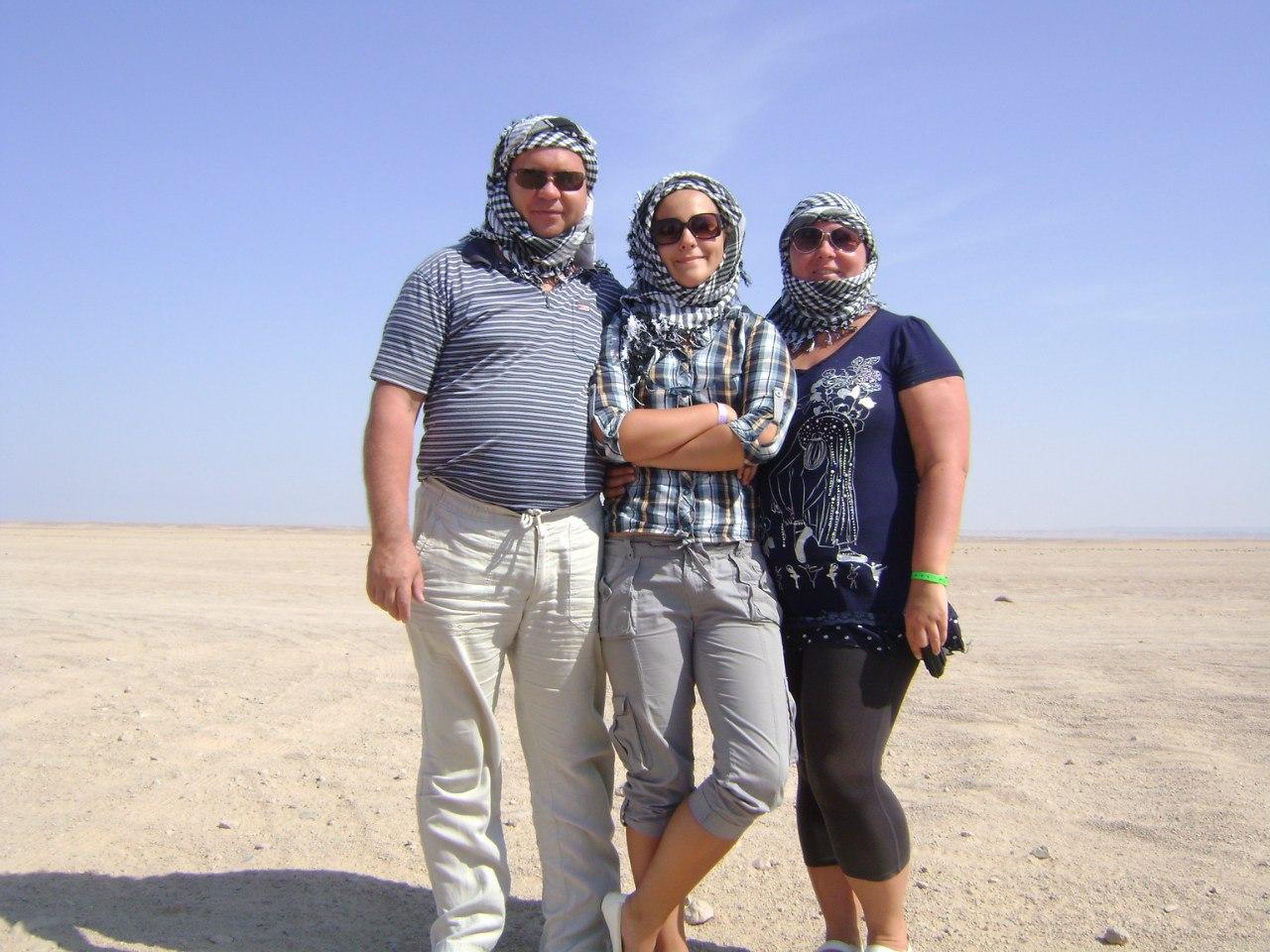 Одежда для поездки в Египет