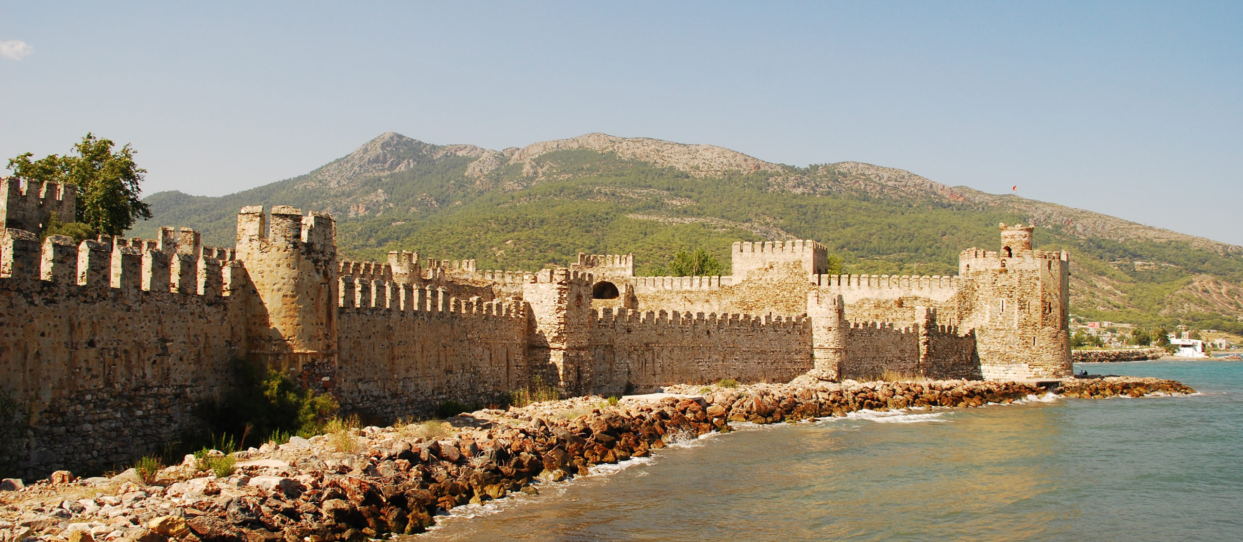 Килькийское море на Кипре