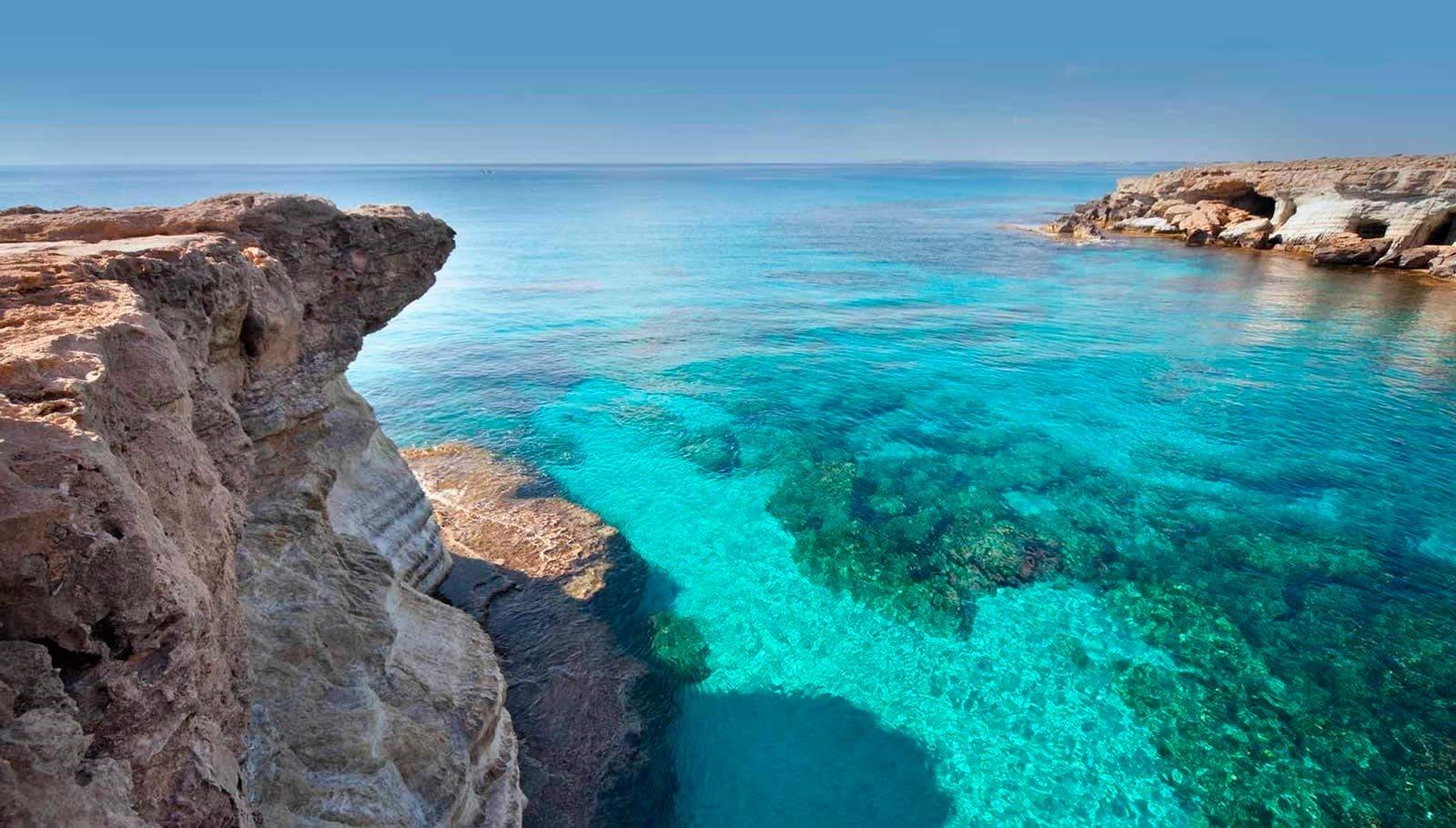 Левантийское море на Кипре